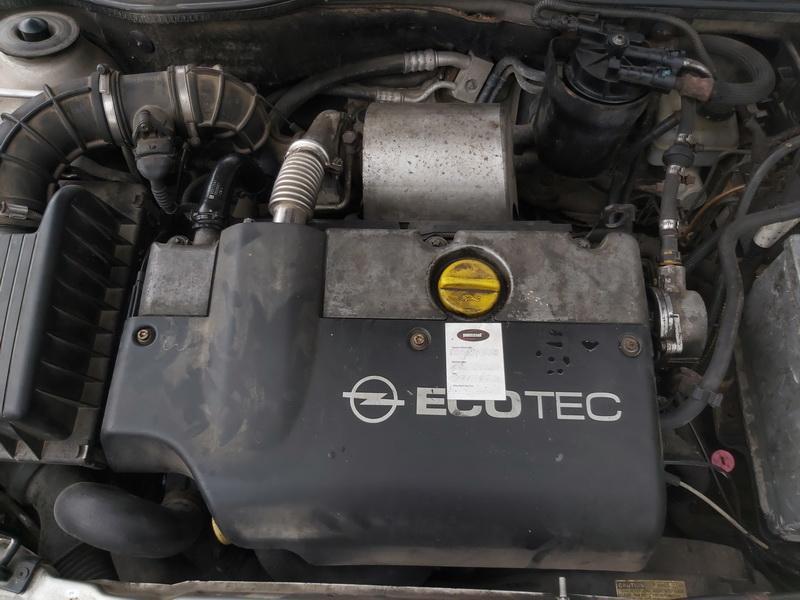 Naudotos automobiliu dallys Foto 2 Opel ASTRA 2002 2.0 Automatinė Hečbekas 2/3 d. Pilka 2020-10-15 A5758