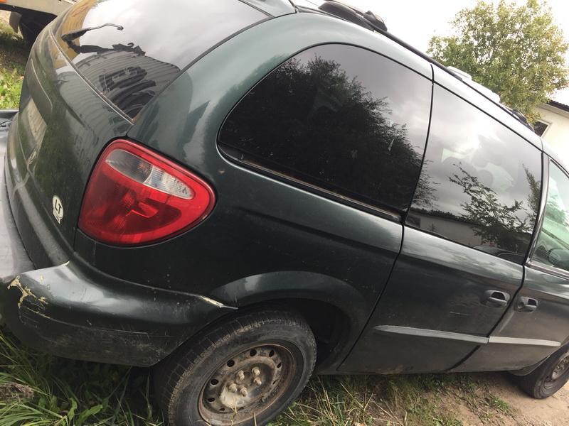Naudotos automobiliu dallys Foto 8 Dodge CARAVAN 2002 3.3 Automatinė Vienatūris 4/5 d. Zalia 2018-9-18 A4088