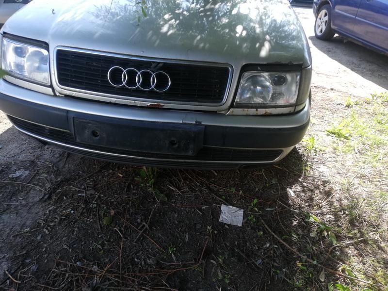 Naudotos automobiliu dallys Foto 4 Audi 100 1991 2.5 Mechaninė Sedanas 4/5 d. Pilka 2019-8-24 A4714
