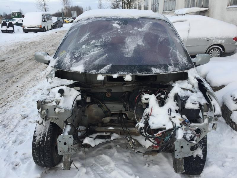 Naudotos automobilio dalys Renault SCENIC 2004 1.9 Mechaninė Vienatūris 4/5 d. Pilka 2019-1-28