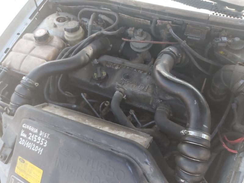 Подержанные Автозапчасти Foto 3 Ford FOCUS 2001 1.8 машиностроение универсал 4/5 d. Серый 2020-6-25 A5382