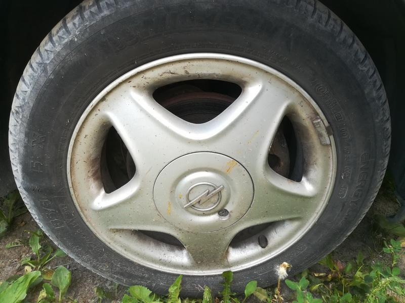 Naudotos automobiliu dallys Foto 10 Opel MERIVA 2004 1.6 Mechaninė Hečbekas 4/5 d. Sviesiai pilka 2019-6-06 A4548