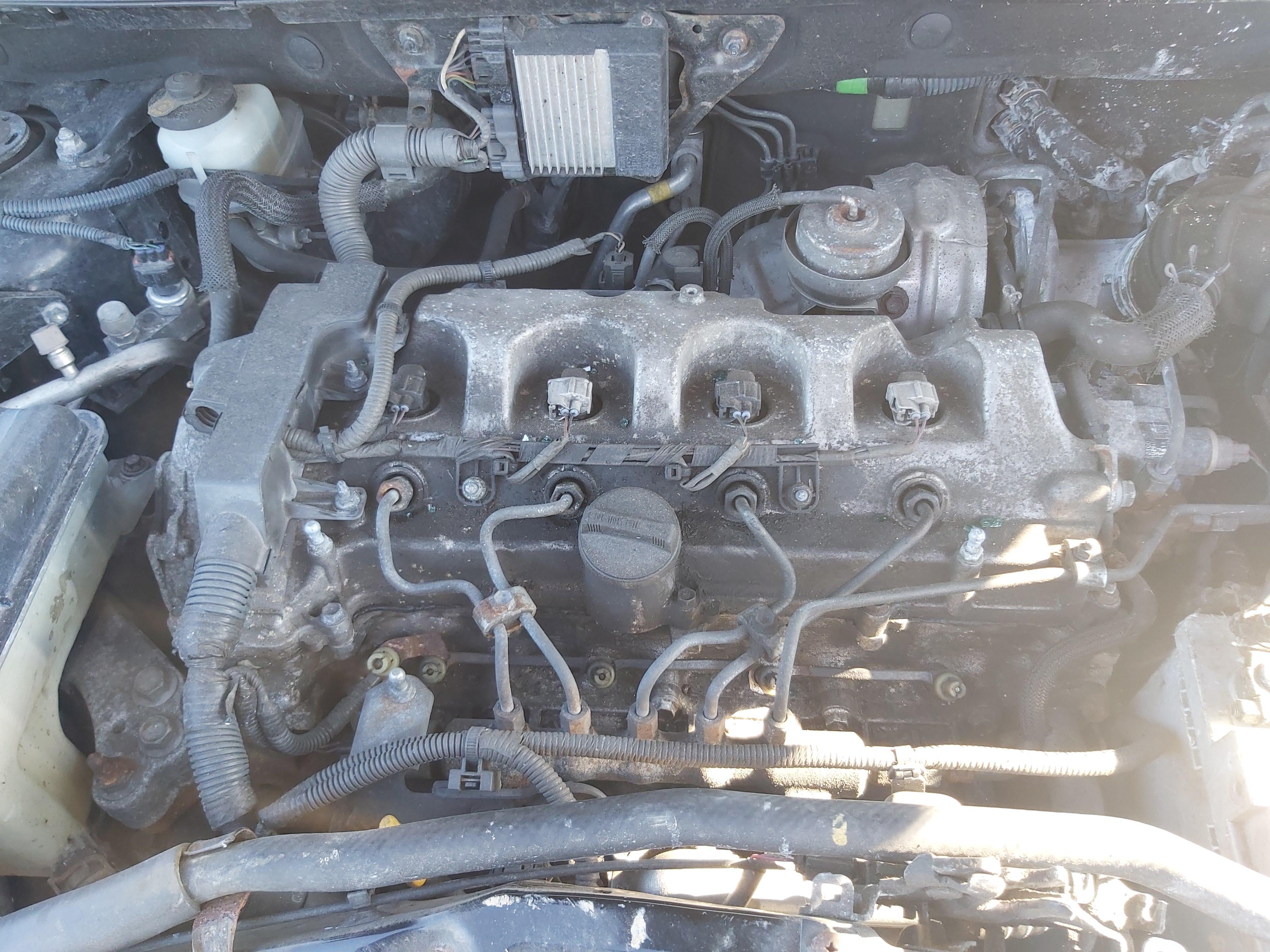 Подержанные Автозапчасти Foto 2 Toyota RAV-4 2006 2.2 машиностроение напрямик 4/5 d. черный 2020-3-24 A5153