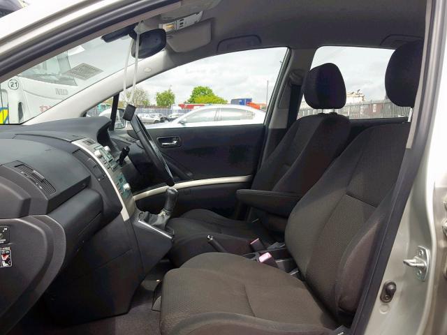 Naudotos automobilio dalys Toyota COROLLA VERSO 2005 1.8 Mechaninė Vienatūris 4/5 d. Sidabrine 2019-5-22