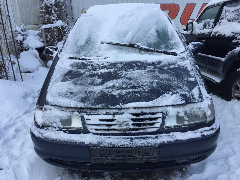 Naudotos automobiliu dallys Foto 1 Seat ALHAMBRA 1997 1.9 Mechaninė Vienatūris 4/5 d. Melyna 2019-1-22 A4264