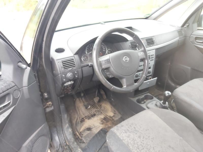 Naudotos automobilio dalys Opel MERIVA 2004 1.7 Mechaninė Vienatūris 4/5 d. Juoda 2020-8-19