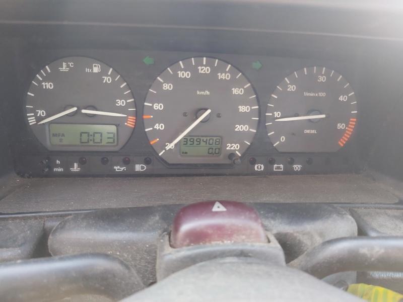 Naudotos automobiliu dallys Foto 7 Volkswagen PASSAT 1994 1.9 Mechaninė Universalas 4/5 d. Violetine 2020-3-24 A5156
