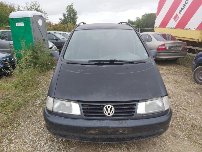 Naudotos automobiliu dallys Foto 3 Volkswagen SHARAN 1996 1.9 Mechaninė Vienatūris 4/5 d. Melyna 2020-9-14 A5660