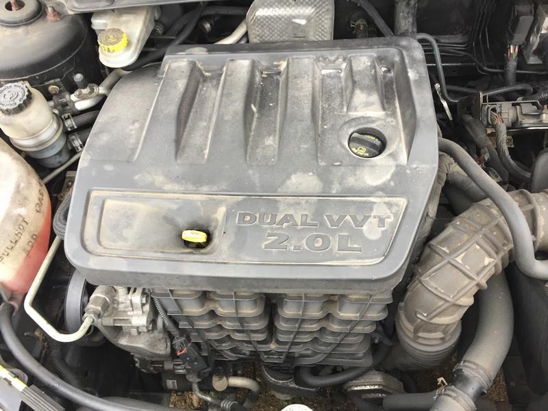 Naudotos automobiliu dallys Foto 10 Chrysler SEBRING 2009 2.0 Mechaninė Sedanas 4/5 d. Juoda 2018-10-30 A4156
