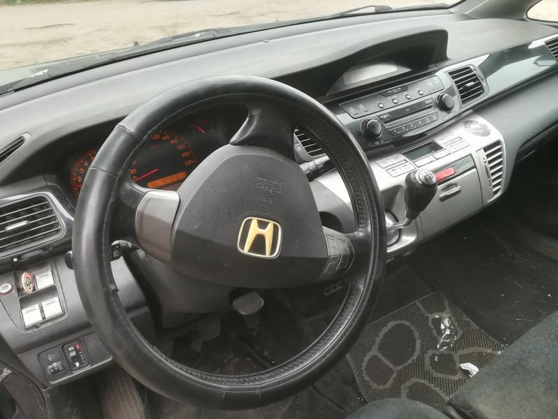 Naudotos automobilio dalys Honda FR-V 2004 1.7 Mechaninė Vienatūris 4/5 d. Pilka 2019-8-01