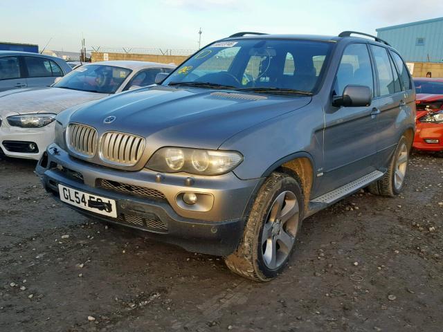 Naudotos automobilio dalys BMW X5 2004 4.4 Automatinė Visureigis 4/5 d. Pilka 2019-3-07
