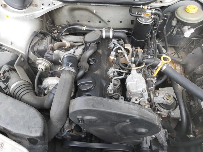 Naudotos automobiliu dallys Foto 2 Audi A6 1995 1.9 Mechaninė Sedanas 4/5 d. Pilka 2020-5-19 A5288