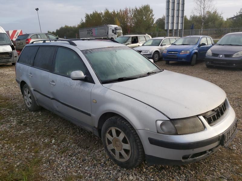 Naudotos automobilio dalys Volkswagen PASSAT 1998 1.9 Mechaninė Universalas 4/5 d. Pilka 2020-10-09