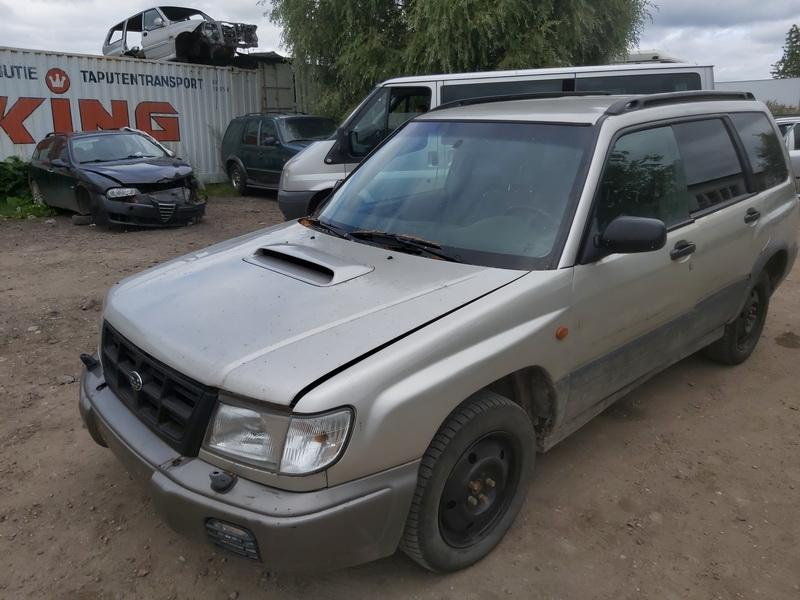 Used Car Parts Foto 4 Subaru FORESTER 1999 2.0 Mechanical Universal 4/5 d. Grey 2020-7-31 A5481