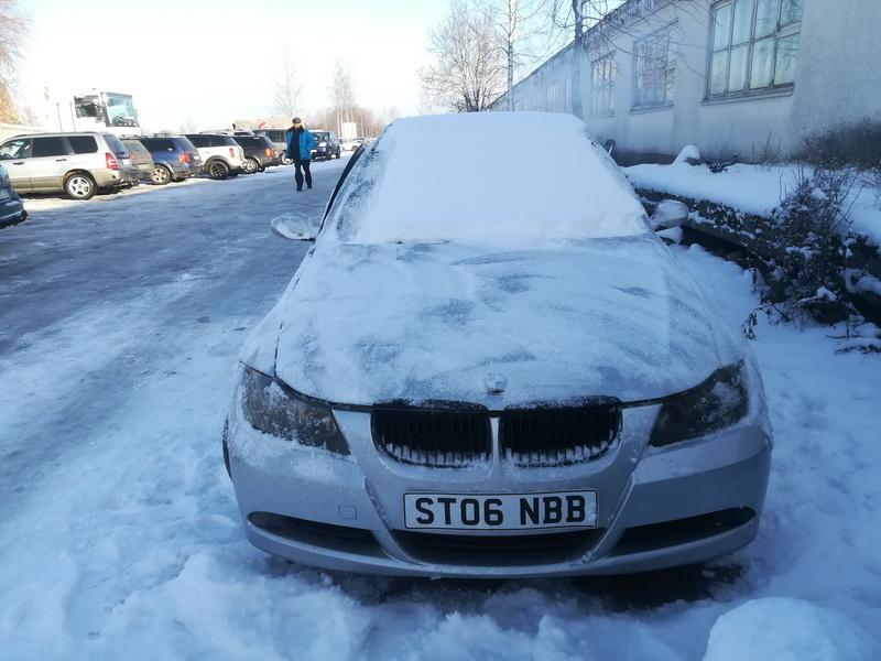 Naudotos automobilio dalys BMW 3-SERIES 2006 2.0 Mechaninė Universalas 4/5 d. Sidabrine 2019-12-03