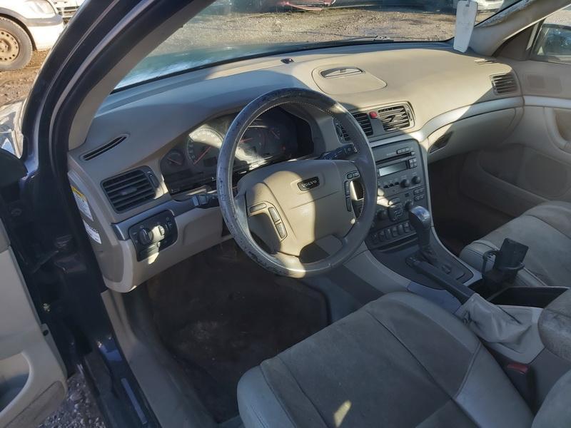 Naudotos automobilio dalys Volvo S80 1999 2.8 Automatinė Sedanas 4/5 d. Melyna 2020-2-24