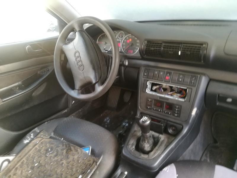 Naudotos automobilio dalys Audi A4 1996 1.9 Mechaninė Sedanas 4/5 d. Juoda 2019-11-29