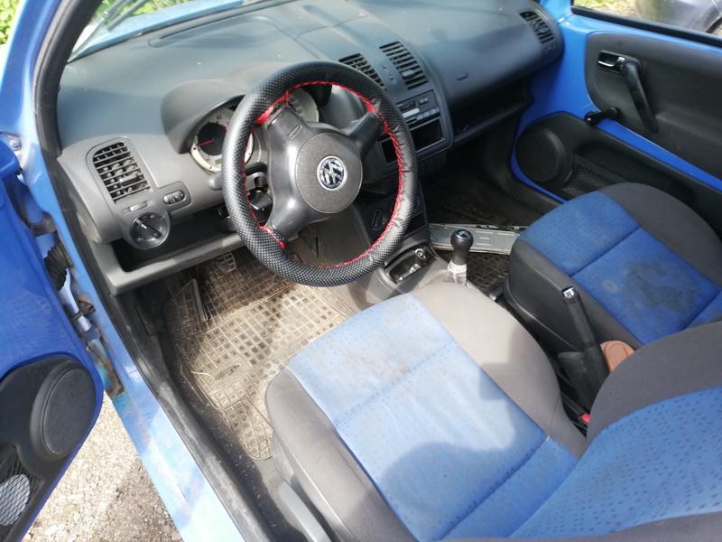 Used Car Parts Foto 6 Volkswagen LUPO 1999 1.7 Mechanical Hatchback 2/3 d. Blue 2019-8-12 A4701