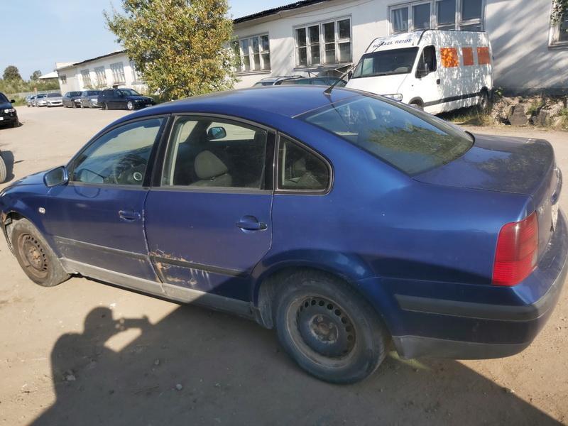 Naudotos automobiliu dallys Foto 8 Volkswagen PASSAT 1997 1.9 Mechaninė Sedanas 4/5 d. Melyna 2020-9-15 A5667