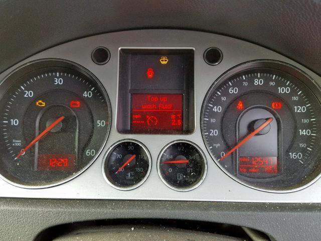 Naudotos automobilio dalys Volkswagen PASSAT 2007 2.0 Mechaninė Sedanas 4/5 d. Pilka 2019-2-20