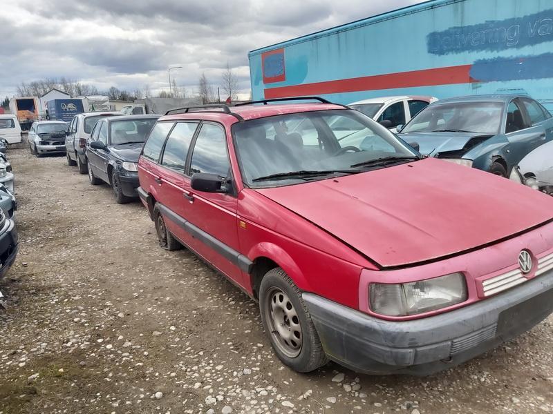 Naudotos automobiliu dallys Foto 1 Volkswagen PASSAT 1992 1.9 Mechaninė Universalas 4/5 d. Raudona 2020-4-10 A5207