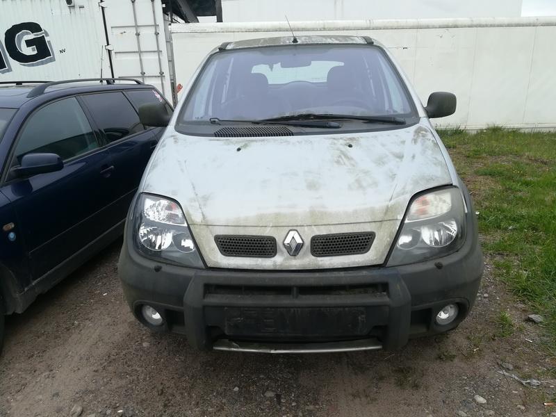 Renault SCENIC 2003 2.0 Mechaninė