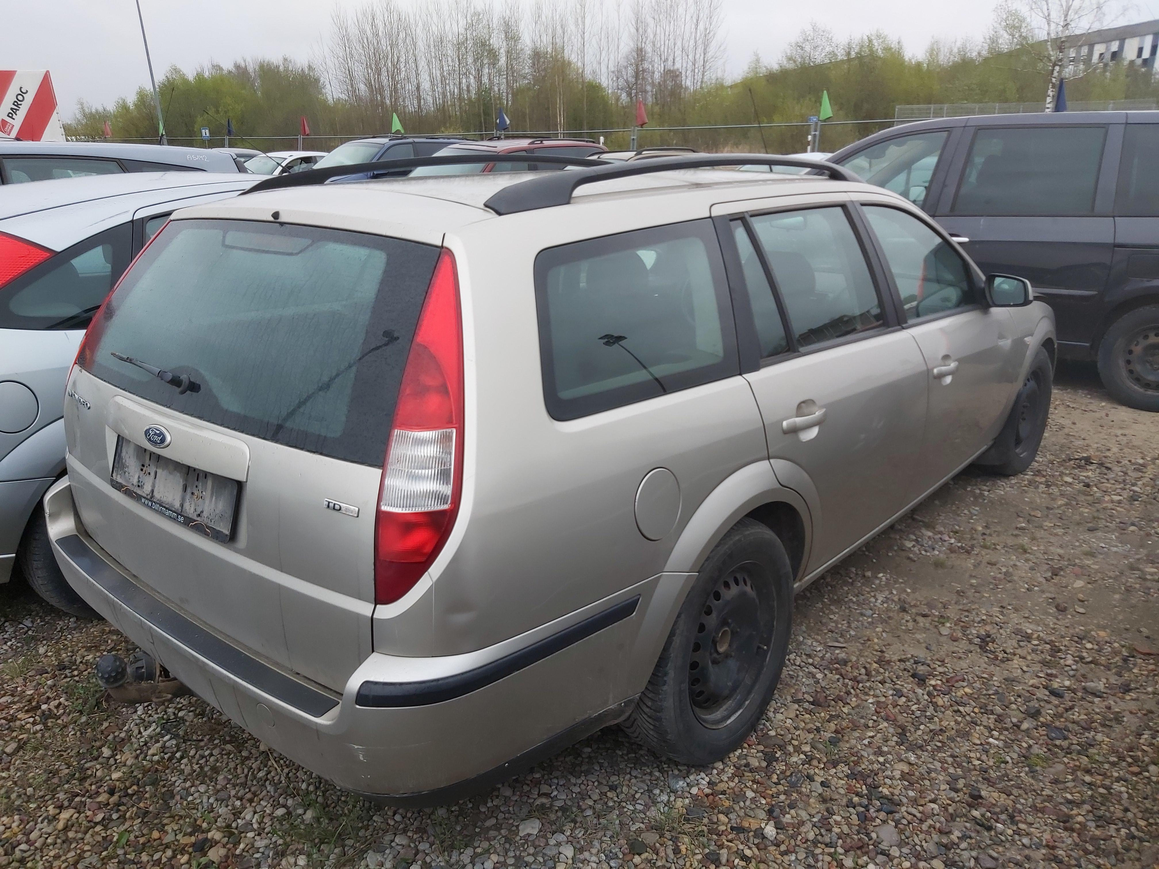 Naudotos automobiliu dallys Foto 7 Ford MONDEO 2005 2.0 Mechaninė Universalas 4/5 d. Smelio 2020-5-05 A5257