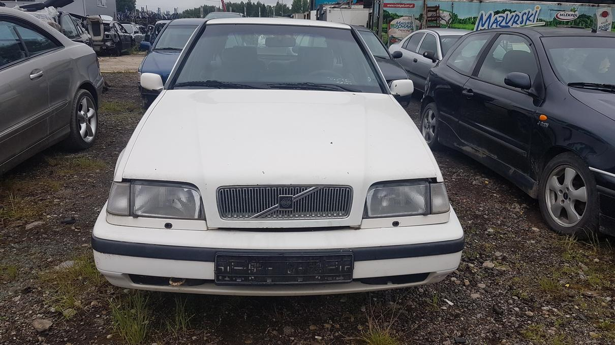 Volvo 440 1996 1.9 Mechanical