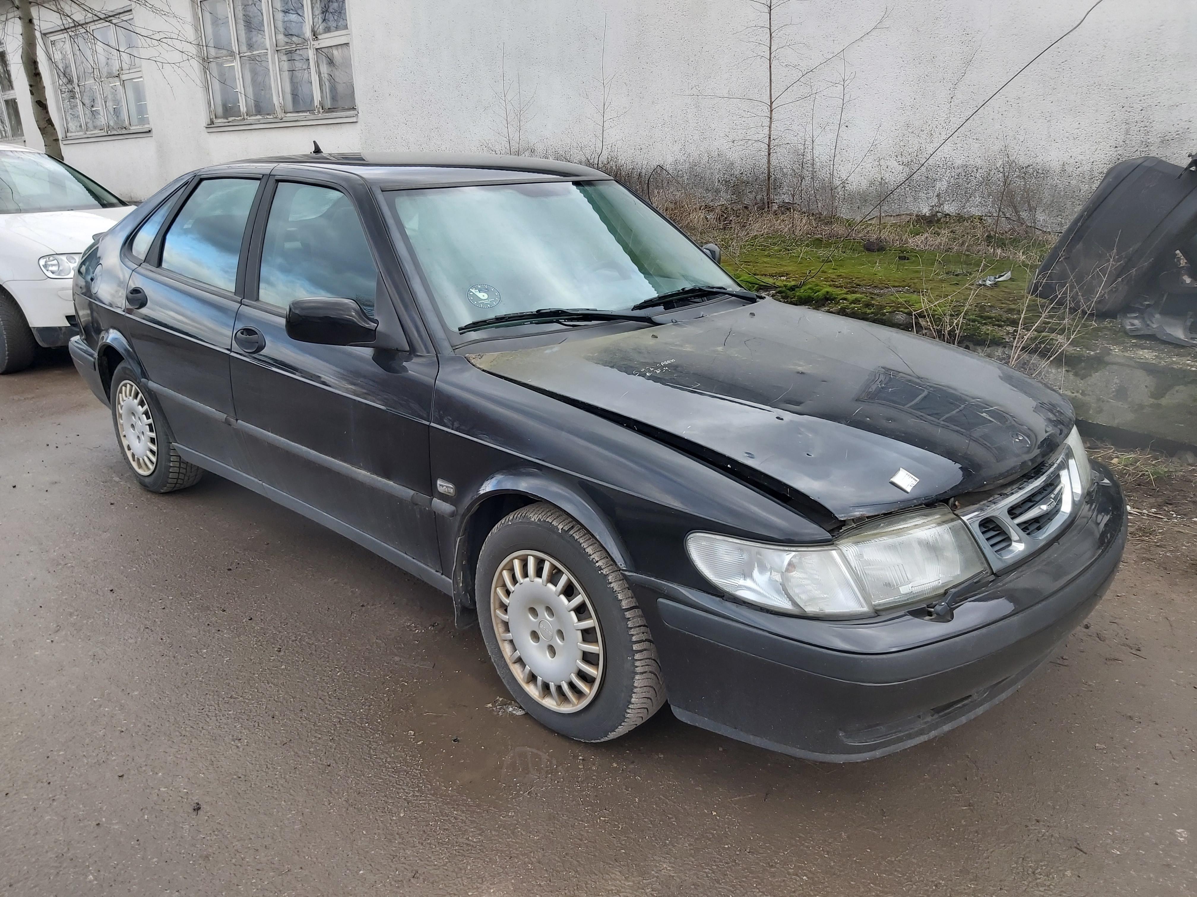 Naudotos automobilio dalys SAAB 9-3 2002 2.0 Mechaninė Hečbekas 4/5 d. Juoda 2020-2-18