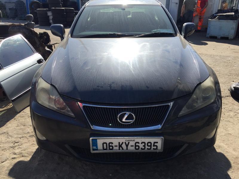 Naudotos automobilio dalys Lexus IS - CLASS 2006 2.2 Mechaninė Sedanas 4/5 d. Pilka 2018-5-30