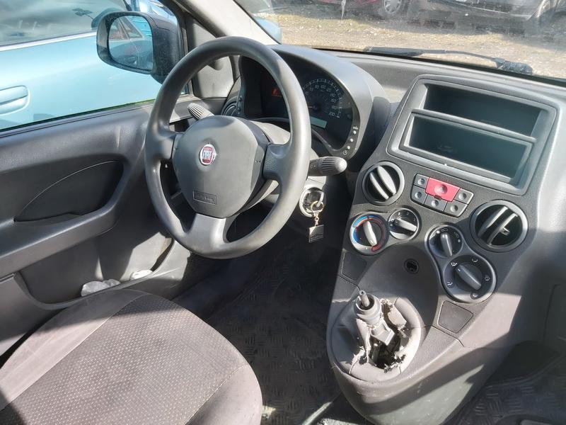 Naudotos automobilio dalys Fiat PANDA 2007 1.1 Mechaninė Hečbekas 4/5 d. Balta 2020-3-17
