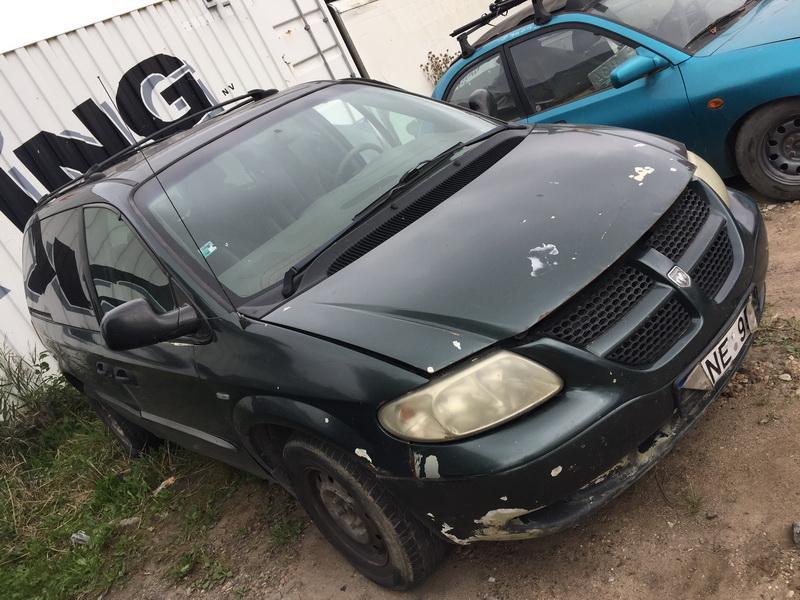 Naudotos automobiliu dallys Foto 3 Dodge CARAVAN 2002 3.3 Automatinė Vienatūris 4/5 d. Zalia 2018-9-18 A4088