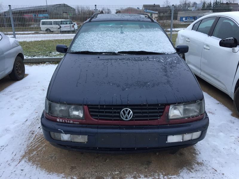Naudotos automobilio dalys Volkswagen PASSAT 1994 1.9 Mechaninė Universalas 4/5 d. Melyna 2018-11-24
