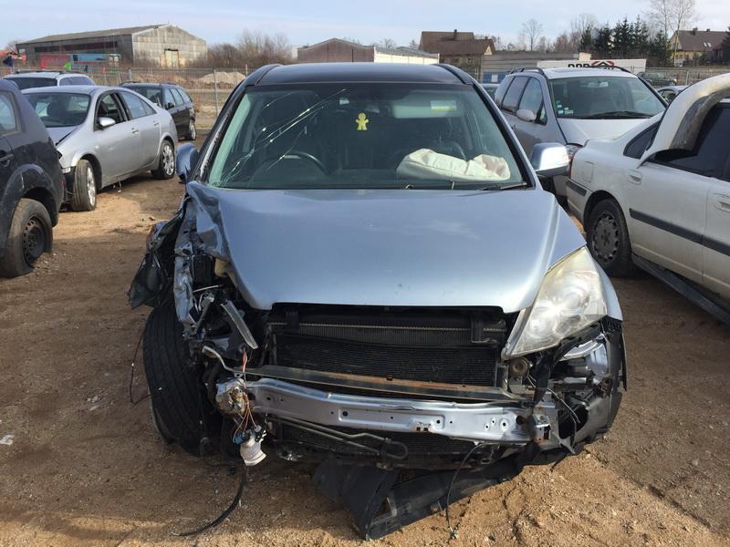 Naudotos automobilio dalys Honda CR-V 2007 2.2 Mechaninė Visureigis 4/5 d. Melyna 2019-3-13