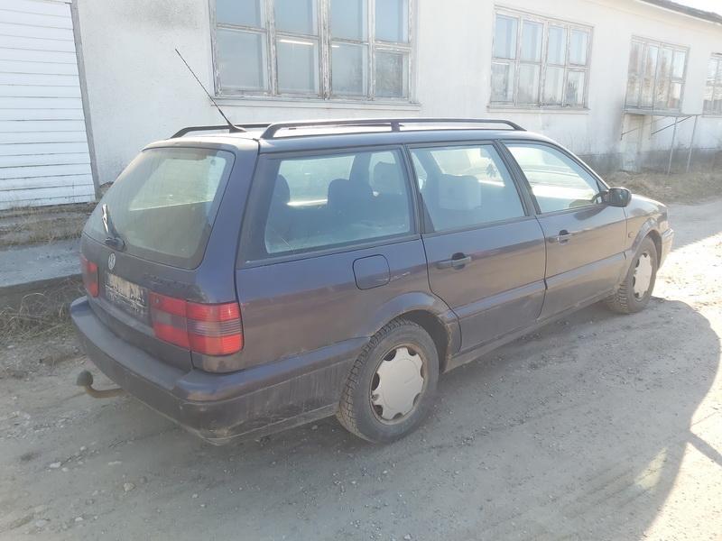 Naudotos automobiliu dallys Foto 9 Volkswagen PASSAT 1994 1.9 Mechaninė Universalas 4/5 d. Violetine 2020-3-24 A5156