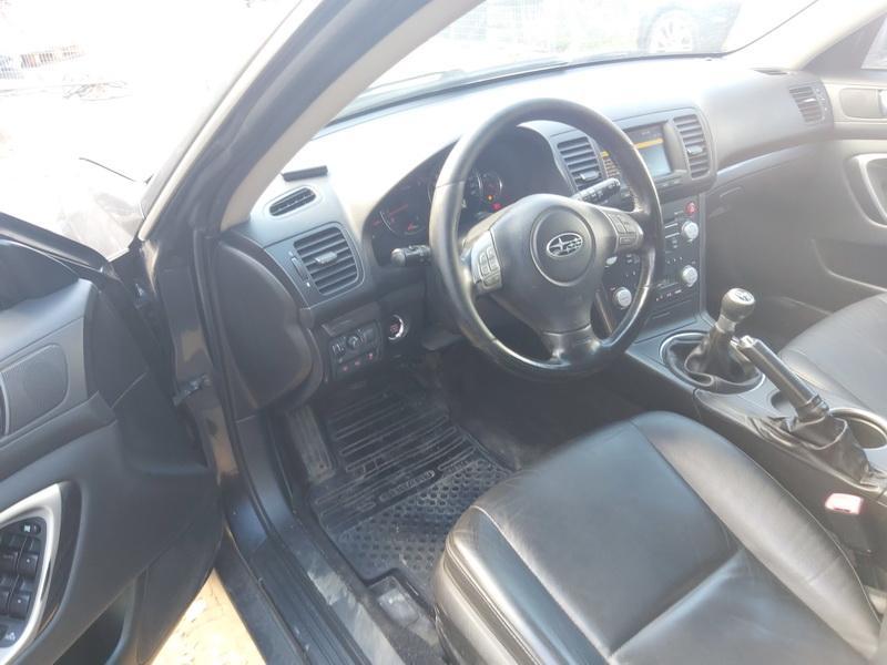 Naudotos automobilio dalys Subaru OUTBACK 2008 2.0 Mechaninė Universalas 4/5 d. Pilka 2020-8-28