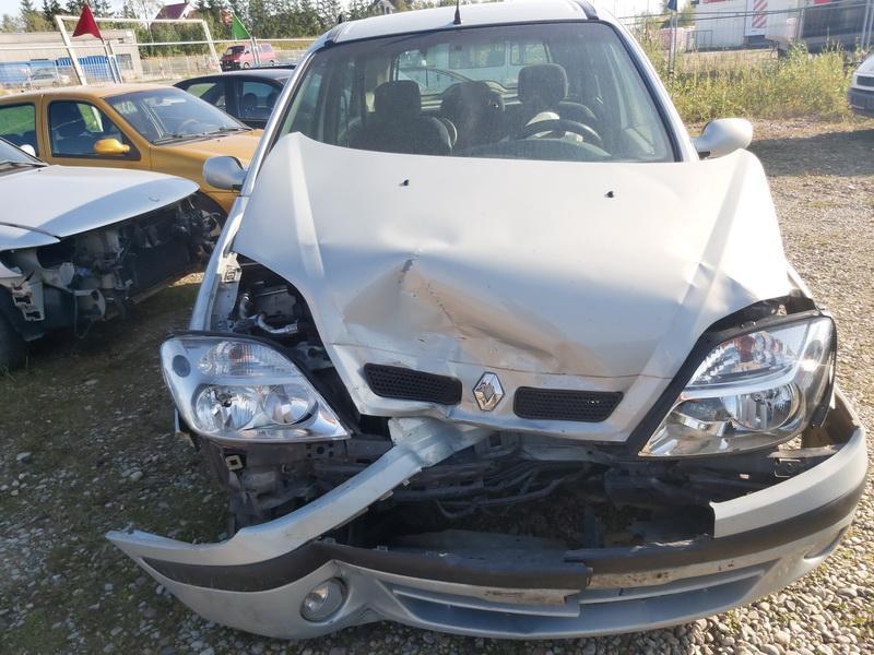 Naudotos automobiliu dallys Foto 3 Renault SCENIC 2000 1.9 Mechaninė Vienatūris 4/5 d. Pilka 2020-9-16 A5670