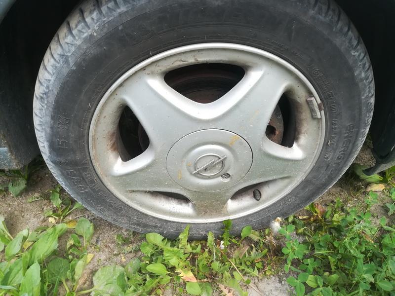 Naudotos automobiliu dallys Foto 4 Opel MERIVA 2004 1.6 Mechaninė Hečbekas 4/5 d. Sviesiai pilka 2019-6-06 A4548