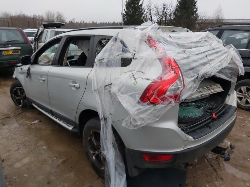 Naudotos automobilio dalys Volvo XC 60 2009 2.4 Automatinė Visureigis 4/5 d. Balta 2020-1-06