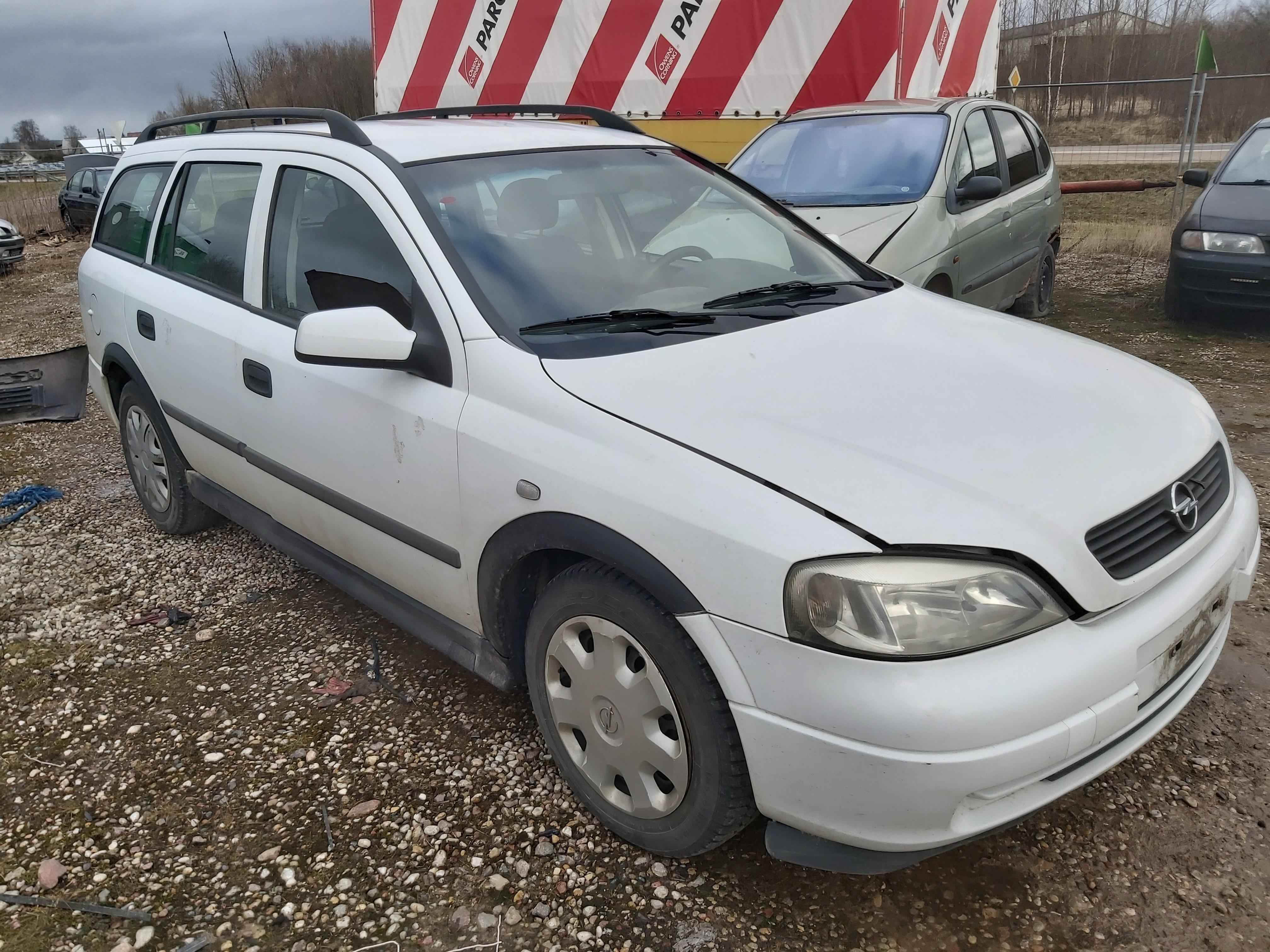 Opel ASTRA 2000 1.7 Mechaninė