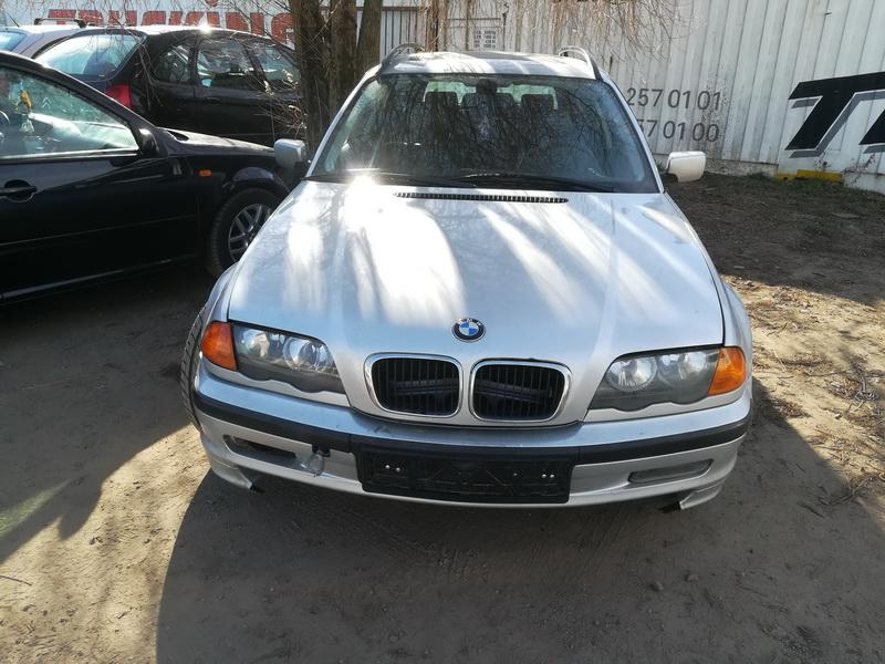 BMW 3-SERIES 2000 2.0 Mechanical