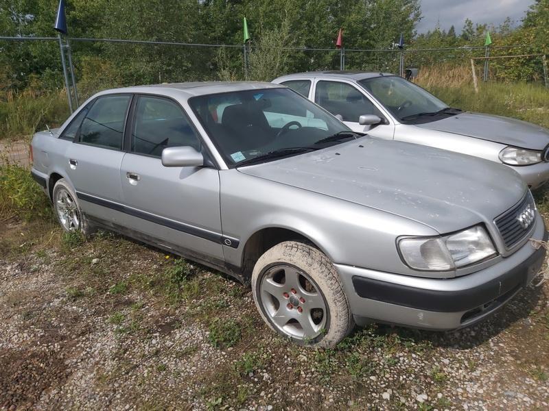 Naudotos automobilio dalys Audi 100 1994 2.5 Automatinė Sedanas 4/5 d. Sidabrine 2020-8-27