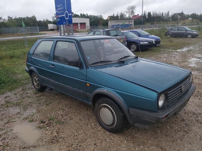 Volkswagen GOLF 1991 1.6 Mechanical