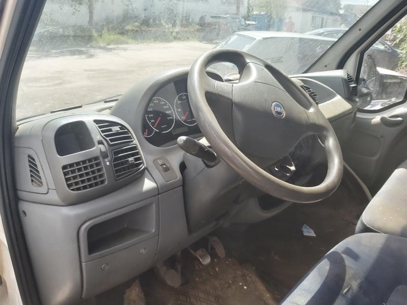 Naudotos automobilio dalys Fiat DUCATO 2006 2.3 Mechaninė Krovininis mikroautobusas 2/3 d. Balta 2020-7-09