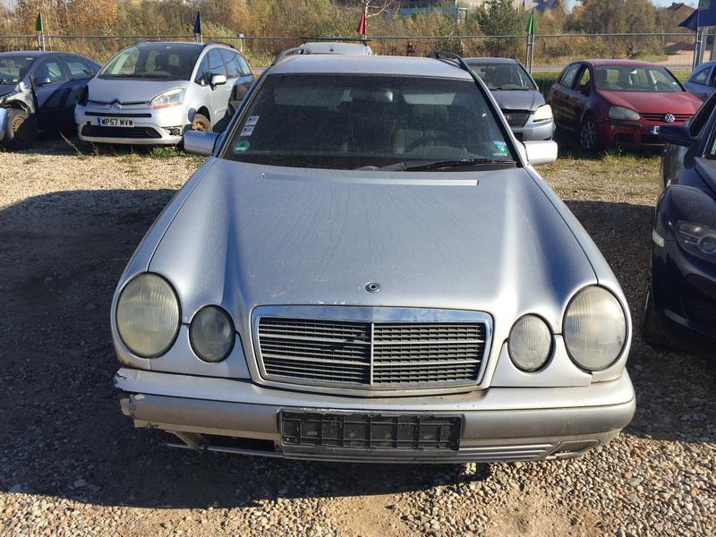 Mercedes-Benz E-CLASS 1999 2.0 автоматическая