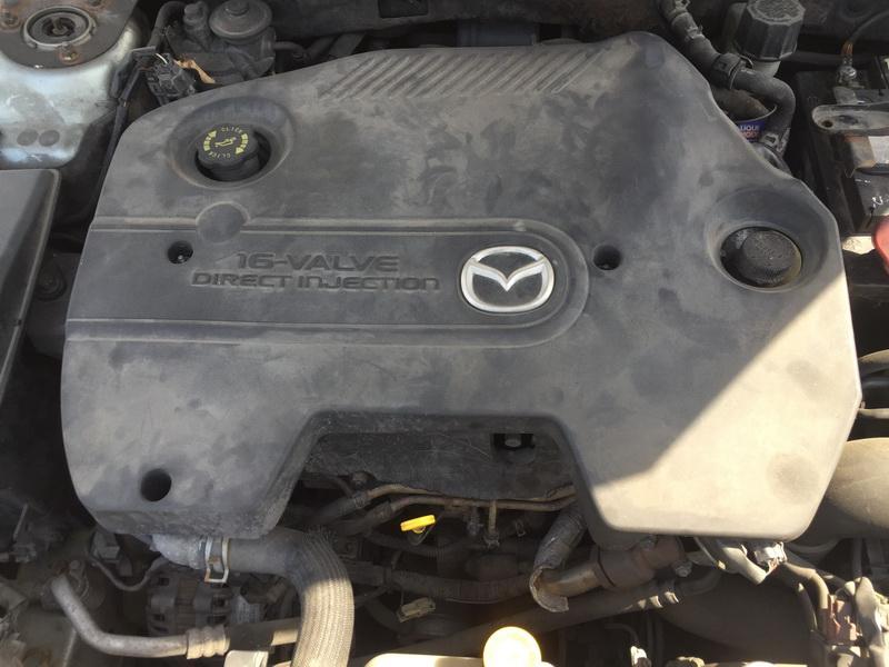 Naudotos automobiliu dallys Foto 4 Mazda 6 2004 2.0 Mechaninė Hečbekas 4/5 d. Sviesiai pilka 2018-5-14 A3752