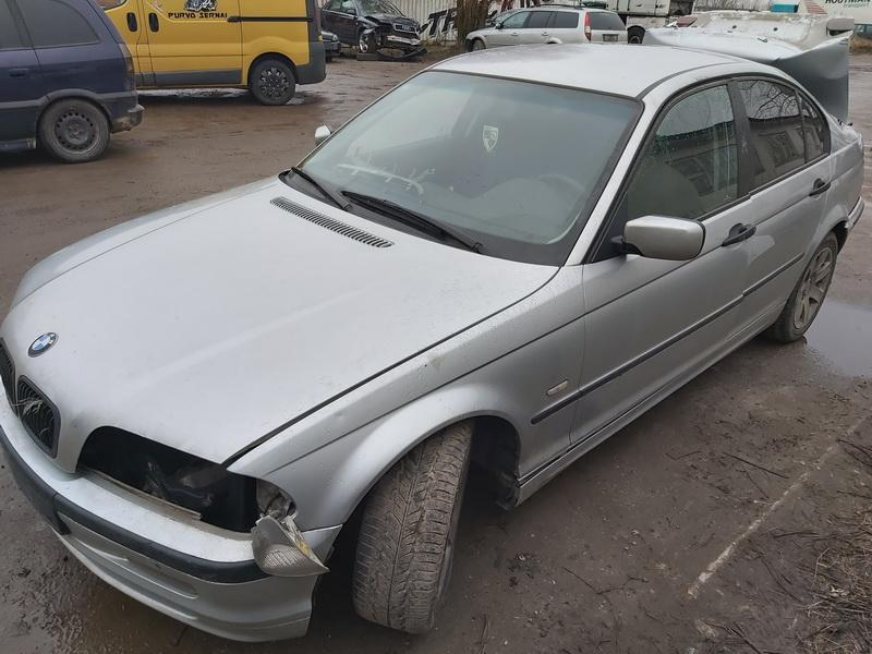 Naudotos automobiliu dallys Foto 4 BMW 3-SERIES 2000 2.0 Mechaninė Sedanas 4/5 d. Pilka 2020-1-24 A5031