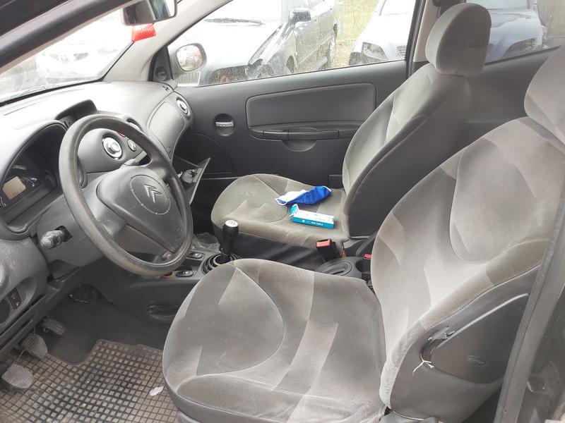Naudotos automobilio dalys Citroen C2 2003 1.1 Mechaninė Hečbekas 2/3 d. Juoda 2020-4-28
