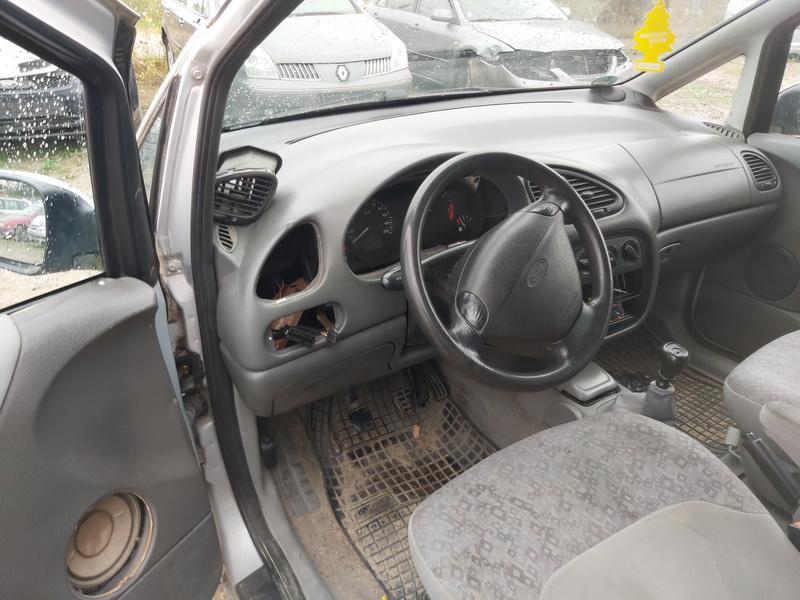 Naudotos automobilio dalys Ford GALAXY 2000 1.9 Mechaninė Vienatūris 4/5 d. Pilka 2020-10-08