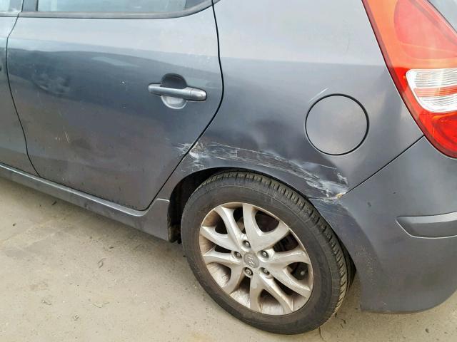Naudotos automobiliu dallys Foto 5 Hyundai I30 2011 1.4 Mechaninė Hečbekas 4/5 d. Pilka 2019-2-06 A4299